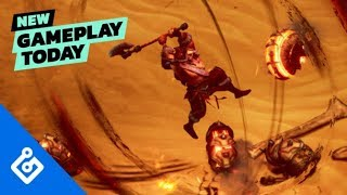 New Gameplay Today – Pagan Online