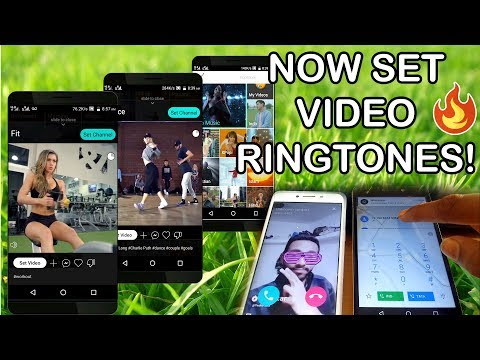 How to Set Video as Ringtones in Android Smartphones 2018 Vyng Video Ringtones