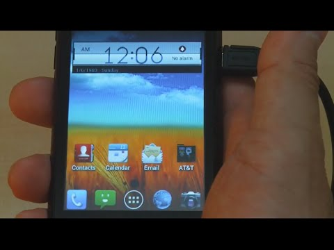 AT&T Avail 2 (ZTE Z992) GoPhone GSM Smartphone Unboxing and Review - Part 2