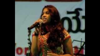 LEREVARU - JUNTE THENEKANNA SONG BY ANKITHA KAKI