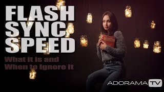 Flash Sync Speed in the Studio: Take and Make Great Photography with Gavin Hoey
