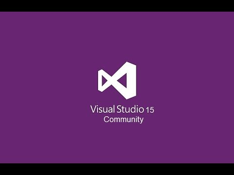 How to download Visual Studio 15 community