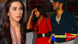 Karisma Kapoor ATTACKS her SOUTEN Priya Sachdev for her DIVORCE with Sunjay Kapur!
