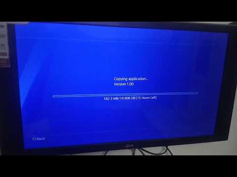 Assassin's creed origin PS4 install error