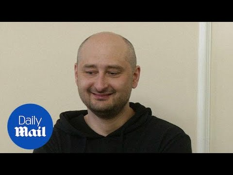 Russian journalist turns up alive after reported murder - Daily Mail