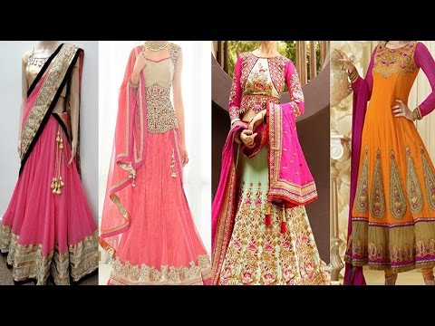 10 Gorgeous Ways To Wear Lehenga Saree To Look Slim |How To Wear Lehenga Dupatta In Different Styles