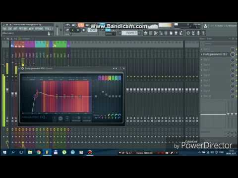 How to make/mixing freestyle beat (by Cosmic EFI) in FL Studio 12