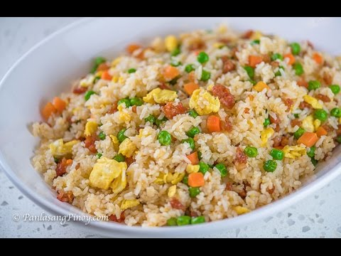Longanisa Fried Rice