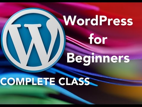 Complete WordPress for Beginners 2017 - Build Website from Scratch