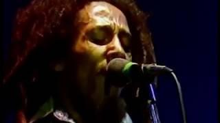 """Bob Marley Live 80 HD """"Natural Mystic-Positive Vibration"""" (1/10)"""