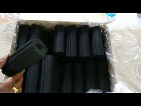 Kari brand charcoal briquettes from ArSta eco