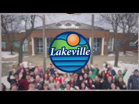 Happy Holidays from the City of Lakeville