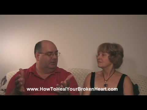 Broken Heart Question: How To Stop Your Pain and Let Go Of The Past After A Break Up or Divorce