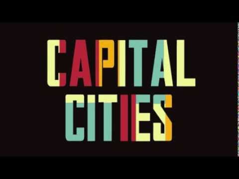 Capital Cities — New Town Crier