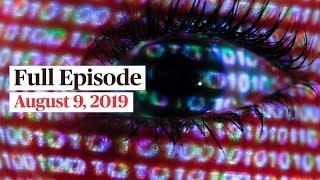PBS NewsHour live show August 9, 2019