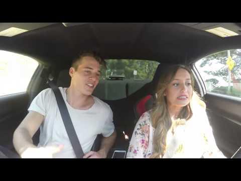 TEACHING MY GIRLFRIEND TO DRIVE STICK