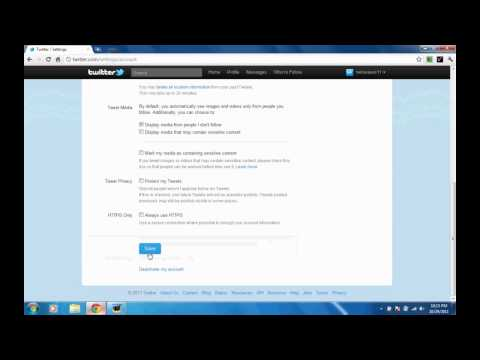 how to change your twitter username without making new account