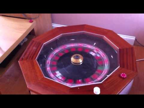 Roulette Coffee table
