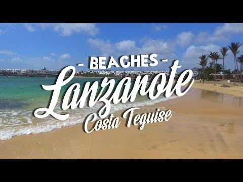 Lanzarote: Costa Teguise | Beaches & Seafront