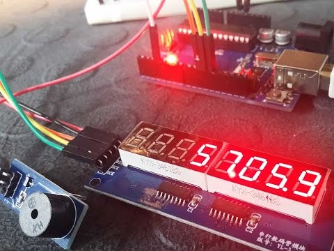 Let's make an Arduino Countdown Timer... With the ticking sound! - Tutorial