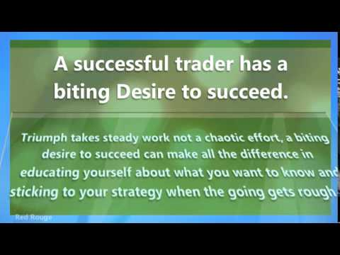 What Makes A Successful Stock Trader