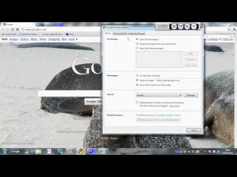 how to get themes and a background on google chrome
