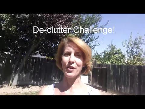 7-Day De-clutter Challenge