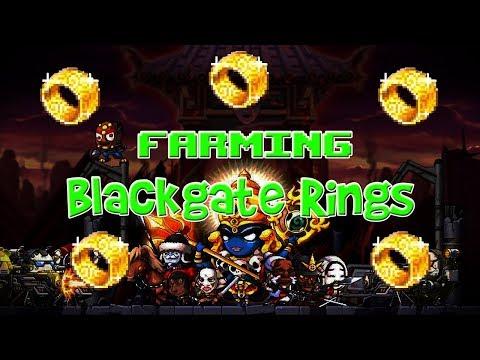 Maplestory Reboot: How to get Blackgate Rings