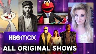 HBO Max Original Shows - Looney Tunes, Elmo, Doom Patrol Season 2, An American Pickle