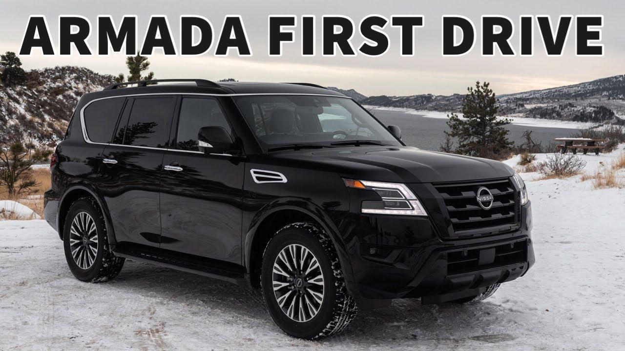 Download First 2021 Nissan Armada Drive & Interior / Exterior Full Tour MP3 Gratis