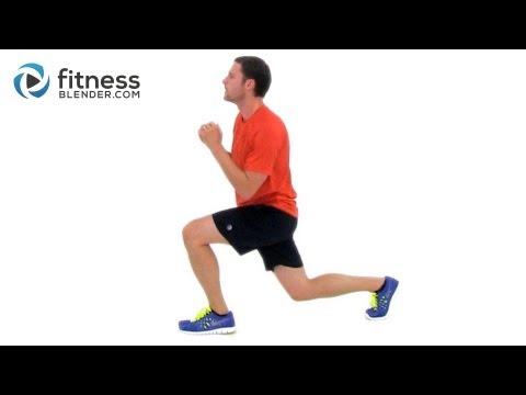 1000 Calorie Workout - HIIT Cardio, Strength, Kickboxing and Abs Workout to Burn 1000 Calories