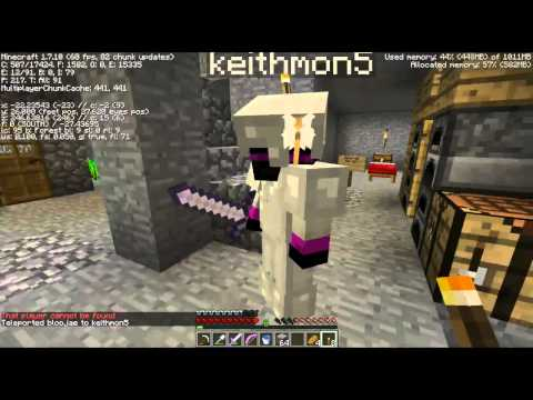 Minecraft with Friends (Twitch Stream #2) - 2 / 23