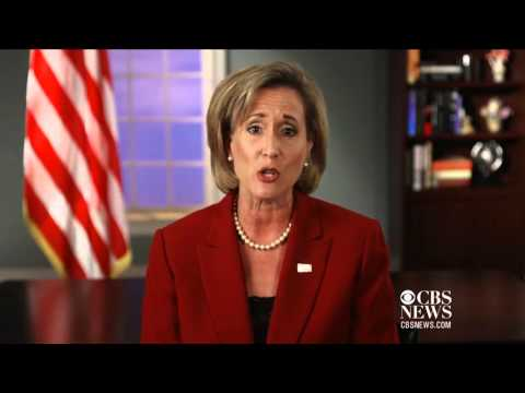 GOP weekly address  Ann Wagner invokes personal history in support of free market