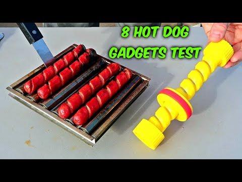 Xxx Mp4 8 Hot Dog Gadgets Put To The Test Part 2 3gp Sex