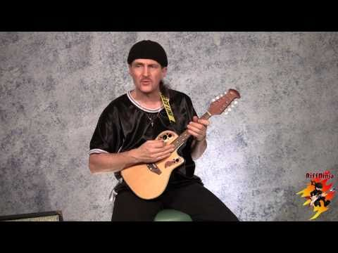 Mandolin Lessons #1/3 - For Guitar Players