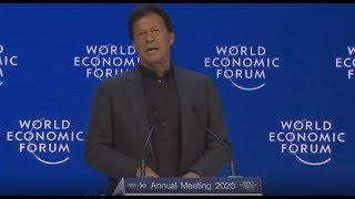 LIVE: Pakistani PM Imran Khan gives special address at WEF 2020 in Davos