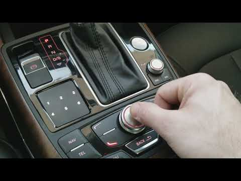 How to quickly reset low tire preassure light, TPMS on most Audi vechicles.