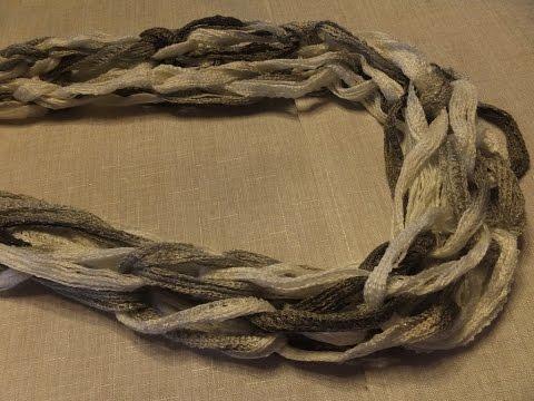 Arm Knitting Sashay Yarn - Scarf
