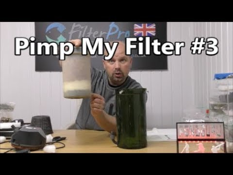 Pimp My Filter #3 - Eheim 2213 / Classic 250 Canister Filter