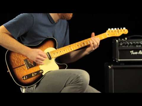 Fender Custom Shop Merle Haggard Signature Telecaster Demo & Tone Review