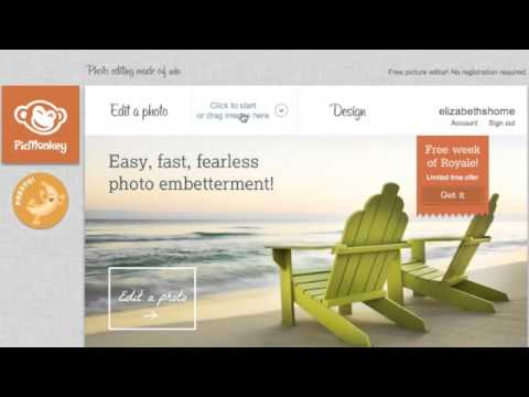 Beachbody Coaching Tip: PicMonkey Facebook Cover Photos and Watermarking