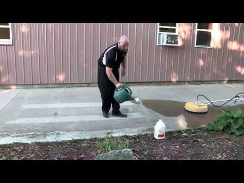 How To Acid Etch Concrete