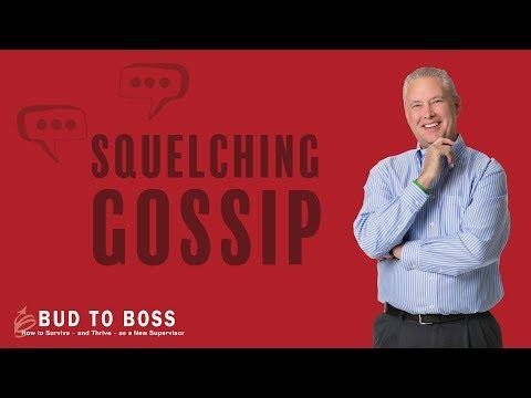 Squelching Gossip