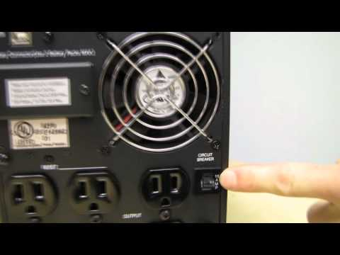 Opti-UPS DS1500B Durable Series Uninterruptible Power Supply Unboxing & First Look Linus Tech Tips