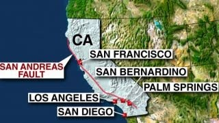 Seismic increase off California alarms earthquake experts