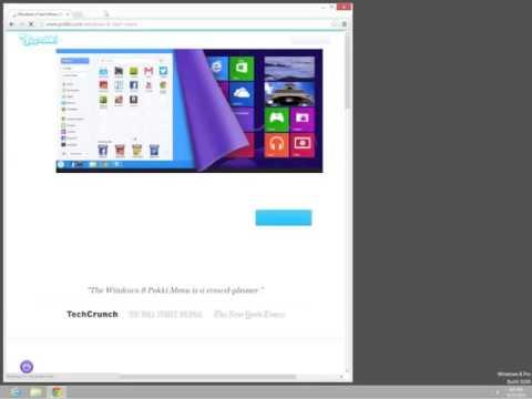 How To   Add a Start Menu to Windows 8