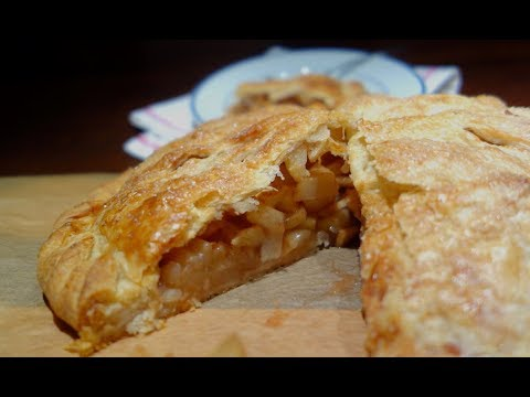 The Best Apple Pie - All Butter Pastry, Melt In Your Mouth