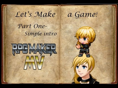 Let's Make A Game!! #1