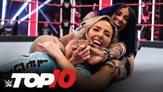 Top 10 Raw moments: WWE Top 10, June 22, 2020