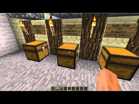 [Minecraft Bukkit] Plug-in Iconomy e chest shop